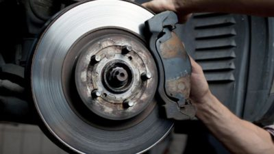 Automotive Brake Pads Market