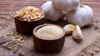 Dehydrated Garlic Market