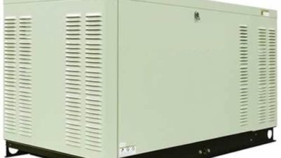Residential Gas Generator Market