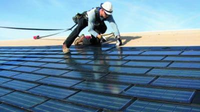 Solar Roofing Market