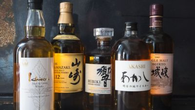 Japanese Whisky Market