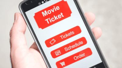 Online Movie Ticketing Service Market