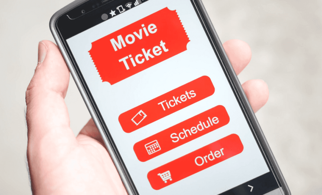 online ticketing service