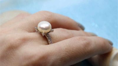 Pearl Ring Market