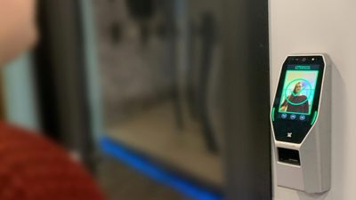 Contactless Biometrics Technology Market