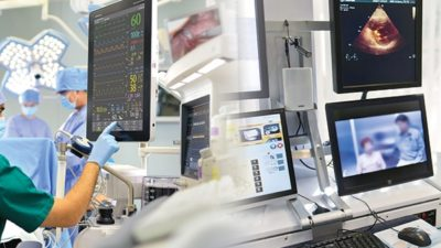 Multi-Parameter Patient Monitoring Systems Market