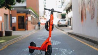 Electric Scooter Lift & Carrier Market