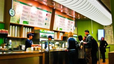 Fast Food & Quick Service Restaurant Market
