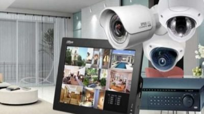 Smart Home Security Cameras Market