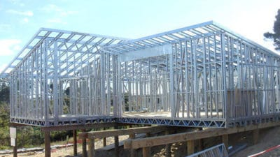 Australia Light Gauge Steel Framing Market