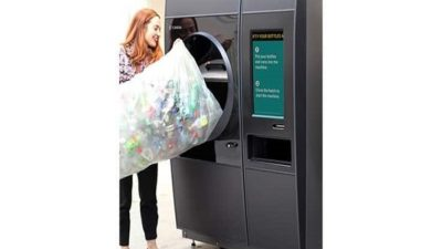 Reverse Vending Machines Market