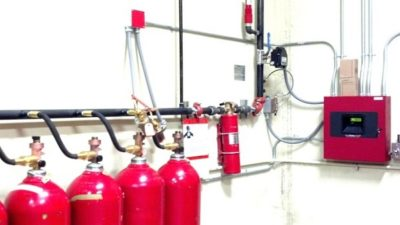 Fire Detection and Suppression Systems Market