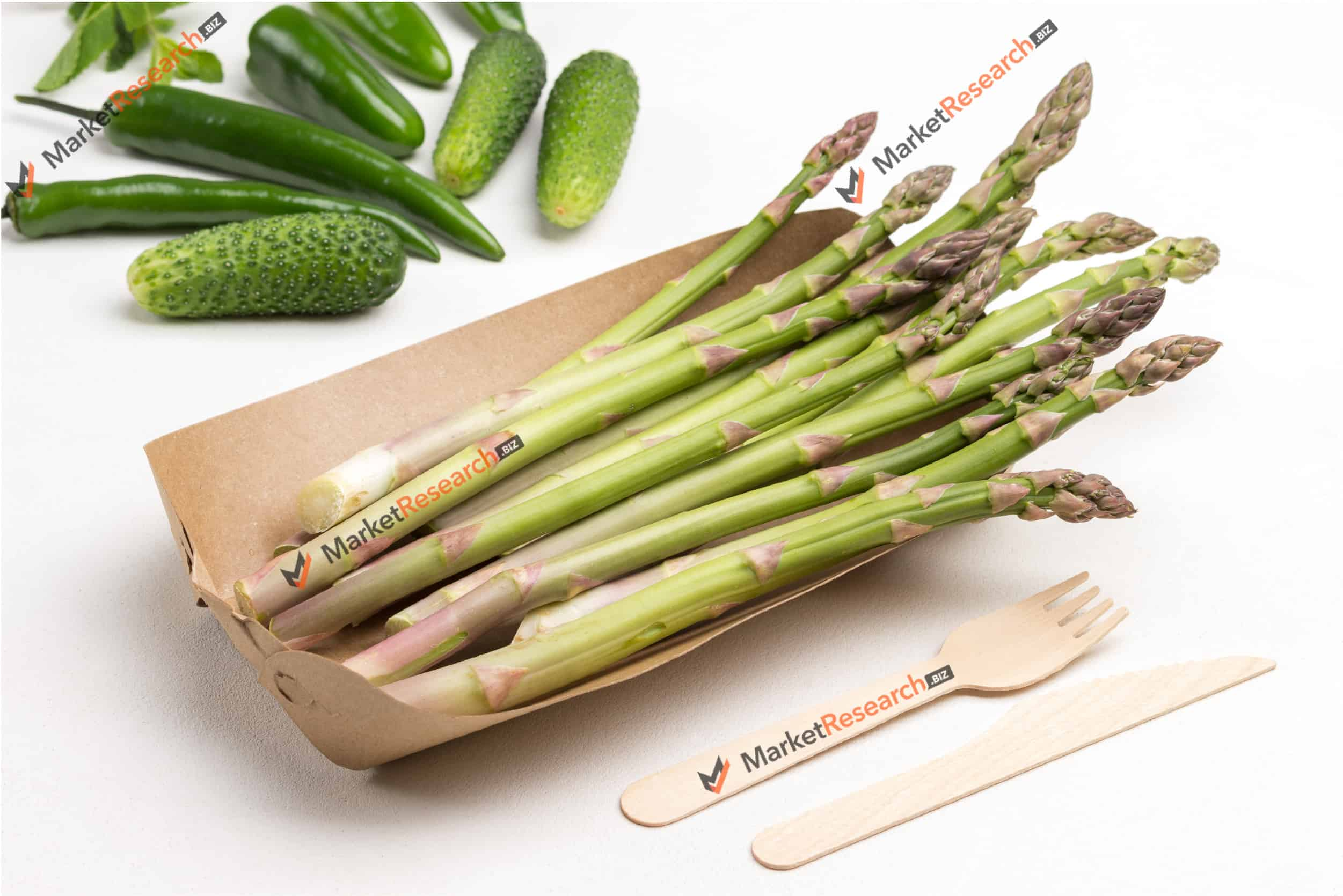 Fresh and Packaged Asparagus Market